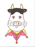Cow 牛 16
