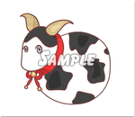 Cow 牛 17